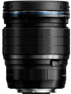 Об'єктив OLYMPUS EW-M1712 17mm 1:1.2 PRO Чорний