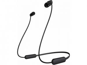 Навушники безпровідні SONY WI-C200 Чорний