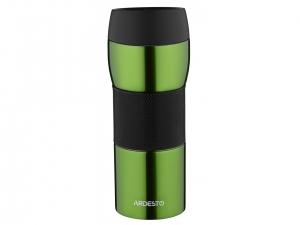 Термокружка Easy travel S Ardesto  450 мл, зелений, (AR2645STG)