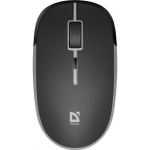 Мишка провідна DEFENDER Hit MB-530 чорна, 3 кнопки, 1000DPI