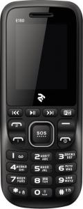 Мобільний телефон 2E T180 DualSim Black