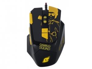 Мишка провідна Ergo NL-880 USB Чорний