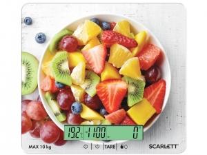 Ваги кухонні Scarlet SC-KS57P48 фрукт. салат
