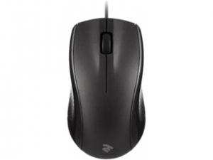 Мишка провідна 2Е MF130 USB Black
