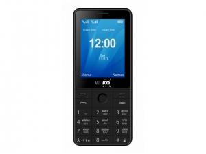 Мобільний телефон Verico Qin S282 Black