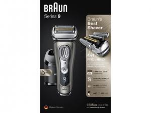 Електробритва Braun Series 9 9385cc graphite nalichie
