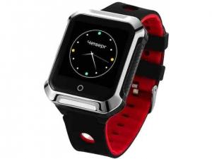 Смарт годинник GOGPS М02 чорний