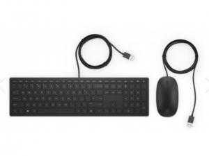 Клавіатура провідна + мишка HP Pavilion Keyboard and Mouse 400