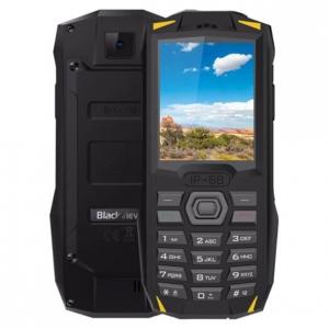 Мобільний телефон Blackview BV1000 Dual Sim Black/Yellow
