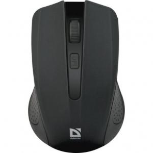 Мишка провідна DEFENDER Accura MM-362 чорний,6 кнопок, 800-1600 dpi