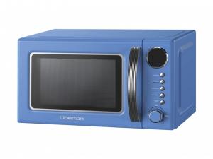 Піч СВЧ соло Liberton LMW-2083 E Blue