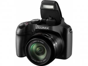 Цифрова камера PANASONIC DC-FZ82EE-K 4К Чорний