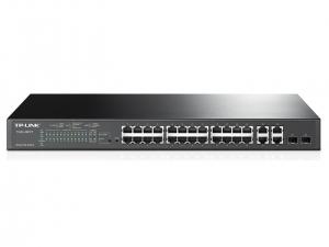 Комутатор TP-Link T1500-28PCT