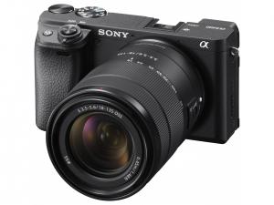 Цифрова камера Sony Alpha 6400 kit 18-135 Black