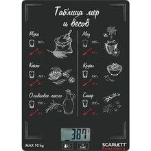 Ваги кухонні Scarlet SC-KS57P94