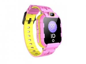 Смарт годинник GOGPS ME K22 Рожевий