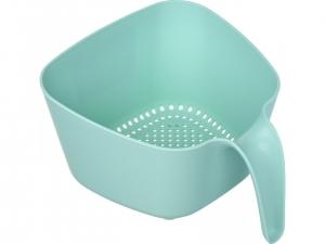 Сито-друшляк  Ardesto Fresh (AR1001TP) голубий тіфані, пластик