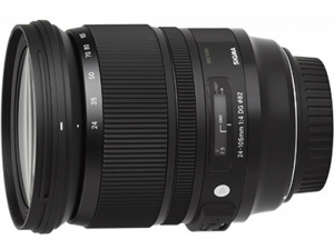 Об'єктив SIGMA AF 24-105/4.0 DG OS HSM Art Nikon