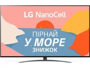 Телевiзор LG 55NANO816PA
