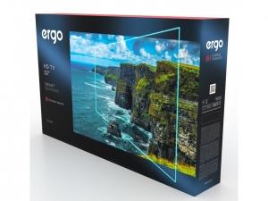 Телевізор Ergo 32DHS7000 Smart TV nalichie