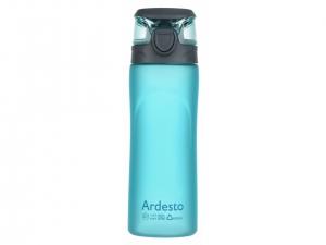 Пляшка для води Ardesto 600 мл (AR2205PB) голуба,
