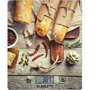 Ваги кухонні Scarlet SC-KS57P62 багет