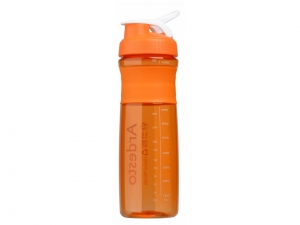 Пляшка для води Ardesto Smart bottle 1000 мл, оранжева,(AR2204TO)