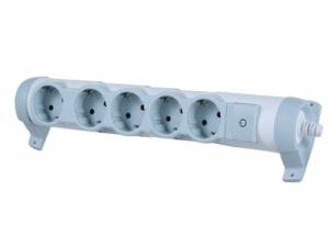 Подовжувач Legrand 6xSchuko з вимикачем,1.5м 694636