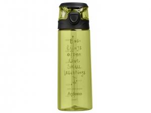 Пляшка для води Ardesto Big things 700 мл, зелена, (AR2206PG)