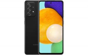 Смартфон Samsung Galaxy A52 8/256GB (SM-A525FZKISEK) Black