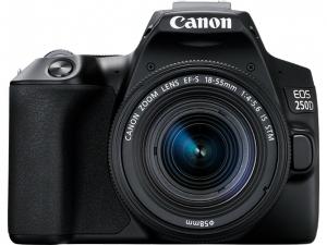 Цифр. фотокамера дзеркальна Canon EOS 250D kit 18-55 IS STM Black