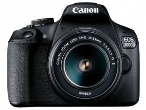 Цифр. фотокамера дзеркальна Canon EOS 2000D