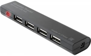 USB Hub DEFENDER (83203) 7xUSB 2.0 Quadro Swift