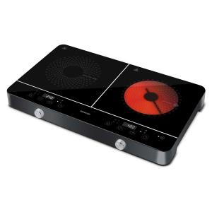 Плита настільна комбінована Sencor SCP4001BK