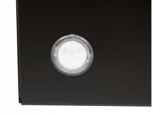 Витяжка наклонна Ventolux RIMINI 60 BK (650) TRC nalichie