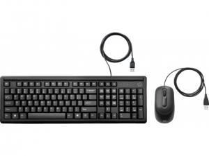Клавіатура провідна + мишка HP Keyboard and Mouse 160
