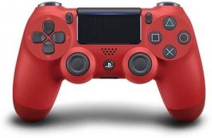 Геймпад безпровідний Sony PS4 Dualshock 4 V2 Red