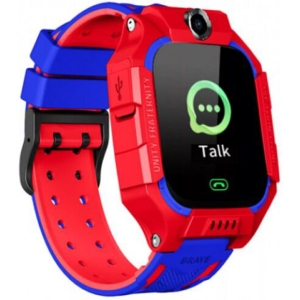 Смарт годинник для дітей Smart baby  Z6 Red