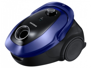 Пилосос мішковий Samsung VC07M25H0WB/UK