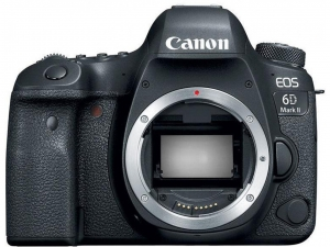 Цифр. фотокамера дзеркальна Canon EOS 6D MKII Body