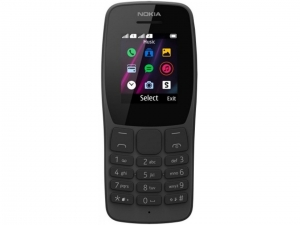 Мобільний телефон Nokia 110 DS 2019 Black
