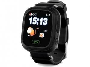 Смарт годинник для дітей Q90 Black