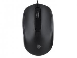 Мишка провідна 2Е MF140 USB Black