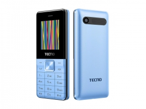 Мобільний телефон Tecno T301 Dual SIM Light Blue
