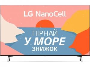 Телевізор LG 43NANO776PA