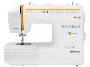 Швейна машина Minerva NEXT 363D