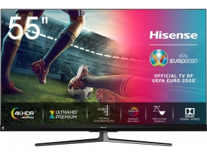 Телевізор Hisense 55U8QF