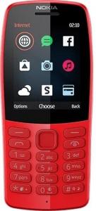 Мобільний телефон Nokia 210 DS Red