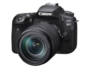 Цифр. фотокамера дзеркальна Canon EOS 90D + 18-135 IS nano USM