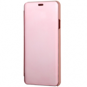 Чохол для смартфона Clear View Standing Cover Xiaomi Redmi 9 Rose Gold